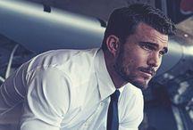 Man's Style / Giacca cravatta e camicia