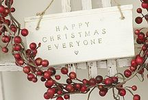 Christmas decor & things / Ideas