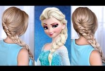Disney princes hairstyle