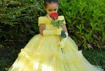Belle costume