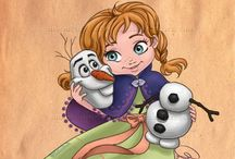 Baby disney princess 3
