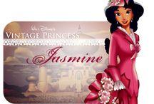 Vintage Princess