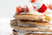 Breakfast / Healthy breakfast ideas. Whole foods. Real food tips. Wellness tips. Easy breakfast ideas.