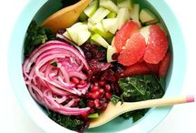 Sides & Salads / Sides and Salad. Whole Foods. Health and wellness tips. Simple salad recipes. Quick and Easy sides.