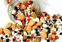 Snacks / Healthy snacks. Quick and easy snacks. Wellness.