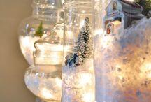 Christmas Lighting / Inspirational Christmas Light Design Ideas
