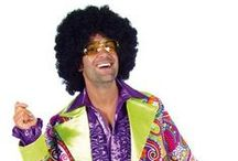 Disco and Hippie Costumes