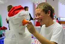 Christmas Party Games / Christmas Party Games for you to enjoy with the Family.