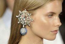 Runway Jewelry Inspo / Runway jewelry trends that inspire us.