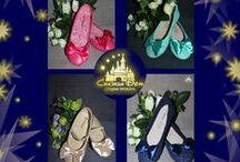 Туфельки  для принцессы / Нарядные туфельки для маленькой принцессы, ОЧЕНЬ красивые.Размеры с 25 по 35. Прокат