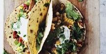 Fooodd / Mostly vegan/vegetarian recipes to keep cooking interesting.
