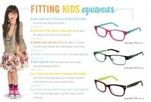 Kids / Fun Facts and Activites for Kids about glasses and occular health from Eye Etiquette Optical in Victoria BC