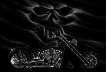 Black / by Kelli Sparling