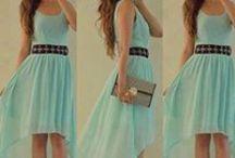 Dresses / My favourite dresses!