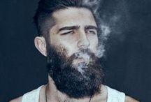 Man with facial hair ♡  / by Christine Saakyan