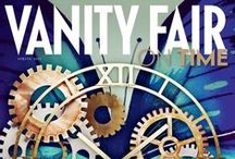VANITY FAIR worldwide / by Marc Bordet