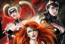 Gotham City Sirens / by Frances Morin
