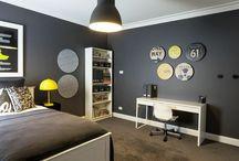 Ideas for Teen Room / Designing a teens room