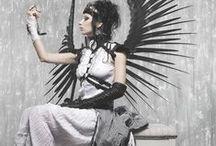steampunk / gothic / Tablica dla Dam i Dżentelmenów z grupy SilesiaSteampunk :)