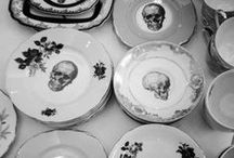 ..:: crockery ::.. / by Yay Mancuso ☠