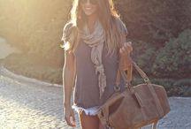 I love shopping / Moda casual, elegante, scarpe borse, occhiali ....