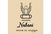 NABANI / These products blend textiles of high craft value, made by indigenous women in Mexico, where the community strenghts and preserves through social sustainability .  Worldwide delivery!!!