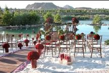 Destination Weddings Las Vegas / Destination wedding are very popular for that nontraditional bride and Vegas is no longer for the quick elopement.