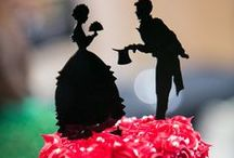 Wedding Cake Toppers / Wedding cake toppers these days come in all styles. On this board you will find traditional, romantic, funny and the inappropriate (but hysterical).