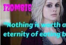 iZombie Quotes / Quotes from the CW TV show iZombie