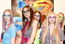 Focus on Fashion / Glasses and sunglasses can elevate any outfit. Here's some fashion inspiration!