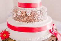 Rustic Western Wedding Cake / Wedding cakes for your Rustic, Western or Country wedding.