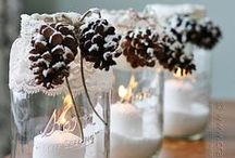 Crafting Christmas / Our favourite Christmas Crafts on Pinterest