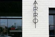 Brand / logo | typography