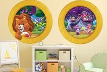 Care Bears / Use the Care Bear Stare to bring love and joy to any room!