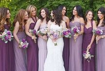 Color: Purple Weddings / Ideas for your upcoming purple color scheme wedding. The Color Purple.
