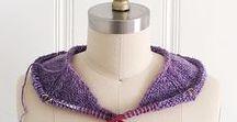 DIY věci na sebe / Pletení, háčkování, šití