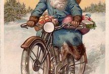 En julsaga / Advent/jul/vinter