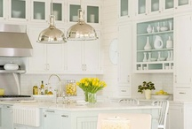 Kitchen Spaces / Great kitchen projects, decors, and ideas. / by HomeSpotHQ