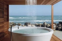 Bathrooms Spaces / Great bathroom decor, projects, and ideas. / by HomeSpotHQ