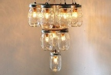 HomeSpot HQ - Bottles, Jars and Bulbs / Bottles, jars, and bulbs are great for DIY decor and crafts / by HomeSpotHQ