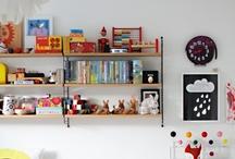KIDDOS / Kids bedroom decor, playroom / by Danezka Flores