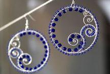 jewelry // earrings // inspiration