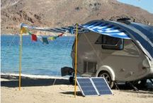 Solar ideas, products & information! / Portable Solar Chargers for Camping, Travel, Remote Charging, Cell Phones, etc.