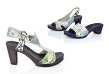 """SOFTCLOX – FS 2014 / """"Hot & Cool"""" heißt unsere FS-Kollektion 2014 und so präsentieren sich auch die Styles unsere Schuhe mit der wunderbiegsamen Sohle."""