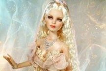 Angel & Mermaid Barbies / by Wendy Morrison