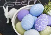 Oster-Ideen / Schöne und witzige Inspirationen für ein gelungenes Osterfest