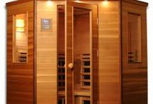 Clearlight Infrared Premier Saunas / Our True Wave II heaters are the only combination Carbon and Ceramic far infrared heater. These heater are truly the best of both worlds.