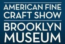American Fine Craft Show Brooklyn 2014 / Featured artists and work of the upcoming American Fine Craft Show at the Brooklyn Museum: November 22-23 2014  Learn more on our website: http://www.americanfinecraftshowbrooklyn.com/