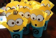 Despicable Me Minion Party Ideen