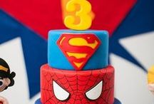 Superhelden, Comic Party Ideen